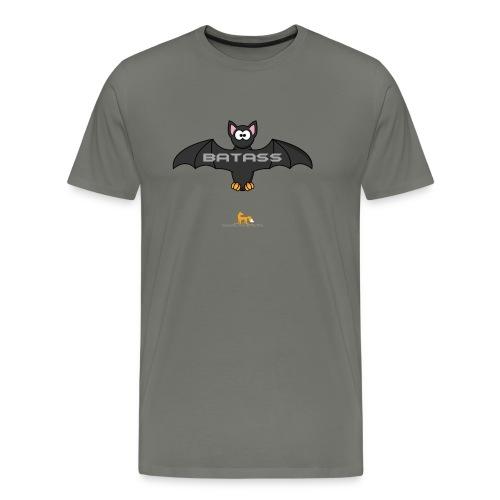 Batass cartoon - Herre premium T-shirt