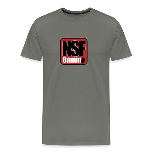 NSFGaming - Premium-T-shirt herr