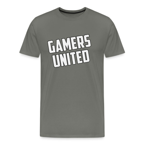 Gamers United - Men's Premium T-Shirt