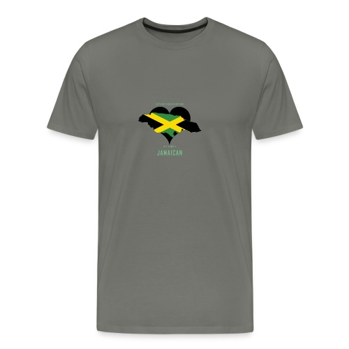 They Said I Could Be Anything - Men's Premium T-Shirt