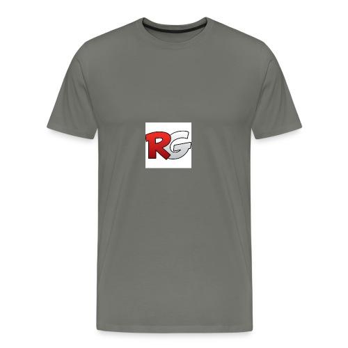 Rakker Gutta fra YT - Premium T-skjorte for menn