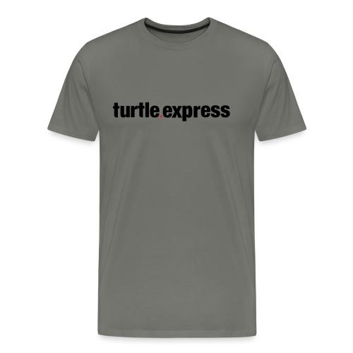 TEX Schriftzug - Männer Premium T-Shirt