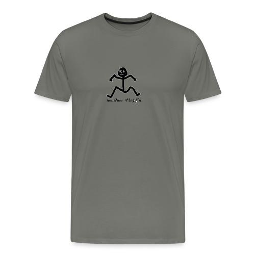 umadum hupfn - Männer Premium T-Shirt