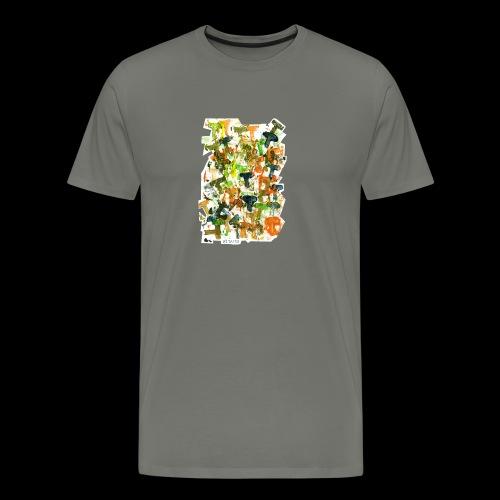 Autumn T BY TAiTO - Miesten premium t-paita