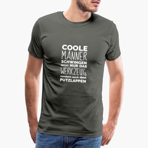 Coole Maenner - Männer Premium T-Shirt