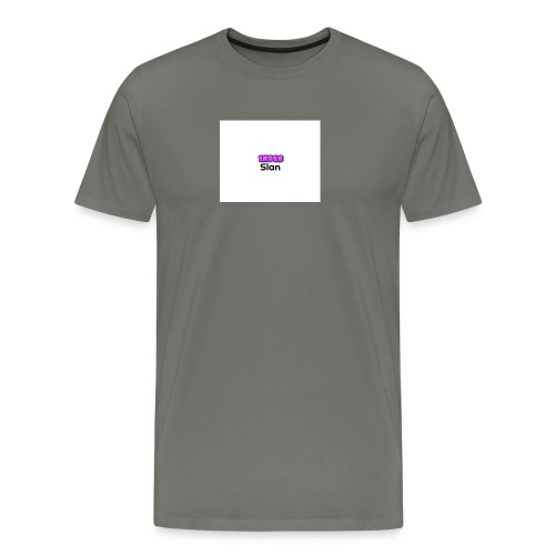 ender slan Merch - Männer Premium T-Shirt