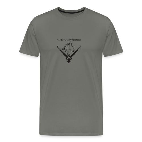 Malmöskyttarna - Premium-T-shirt herr