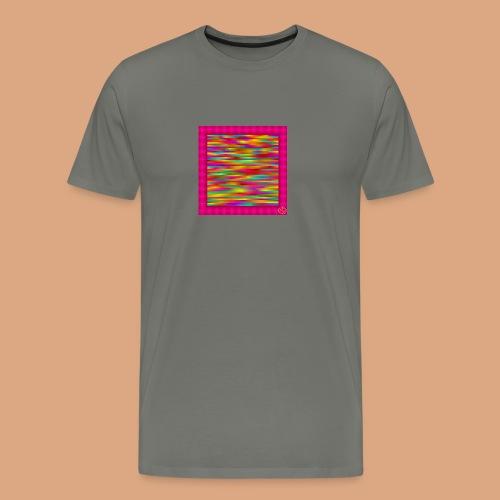 8 Labirinto - Maglietta Premium da uomo