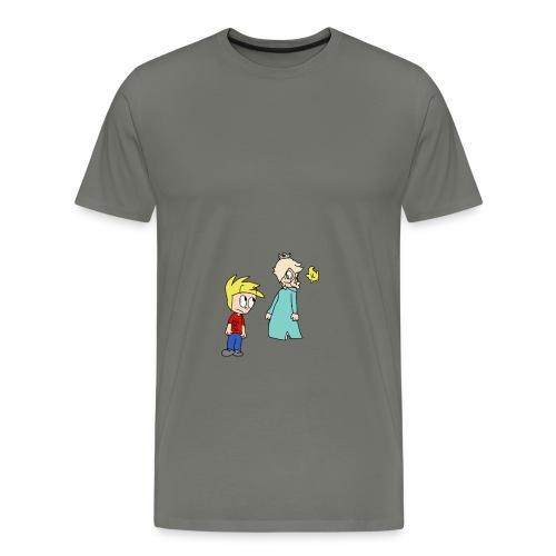 10 Galaxy - Men's Premium T-Shirt