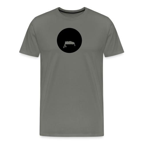 Milchbart - Männer Premium T-Shirt