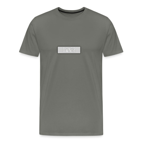 Owner - T-shirt Premium Homme