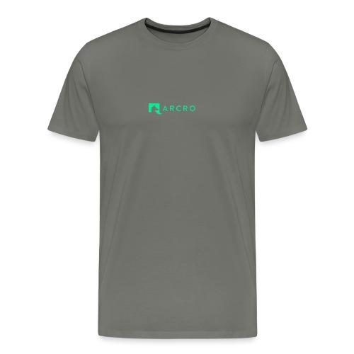 Arcro Clothing - Mannen Premium T-shirt