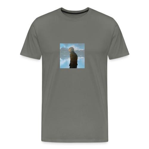 MiniMellow - Premium T-skjorte for menn