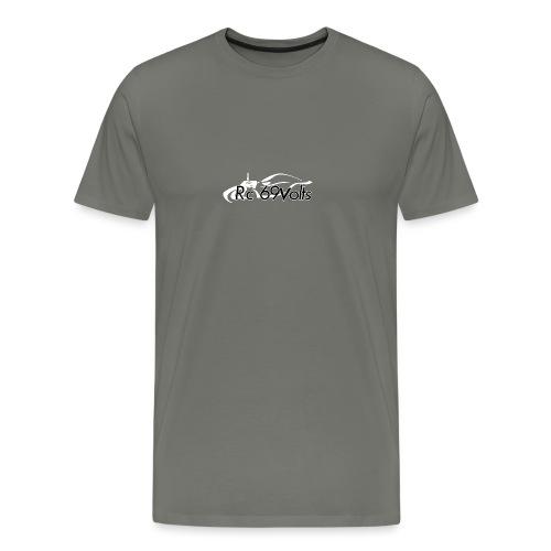 Logotypes rc69volts club de modelisme rc Français. - T-shirt Premium Homme