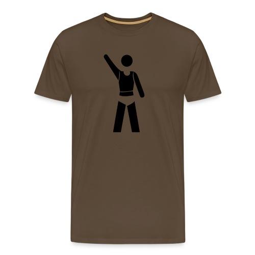 icon - Männer Premium T-Shirt