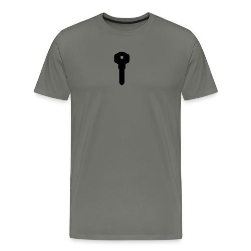 Narct - Key To Success - Men's Premium T-Shirt