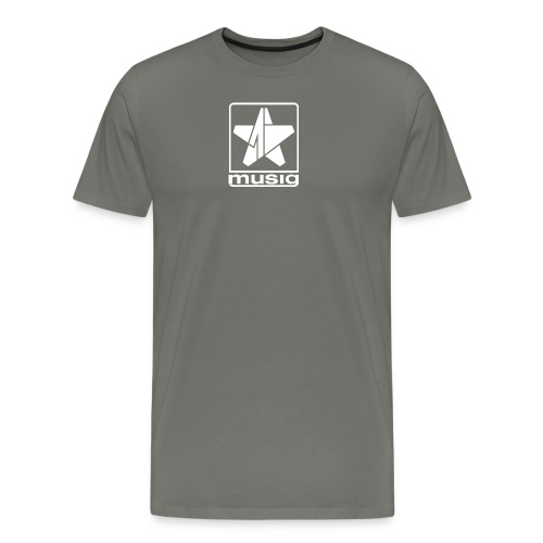 Stern1 - Männer Premium T-Shirt