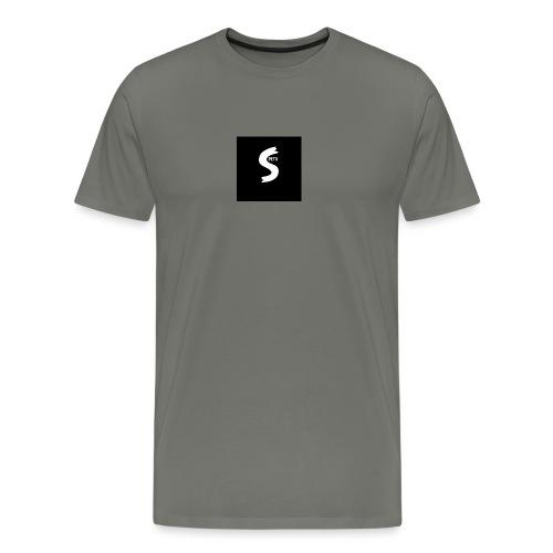 SPETV We̱i̱ß - Männer Premium T-Shirt