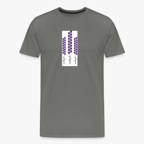 Vivo illustrasjon - Premium T-skjorte for menn