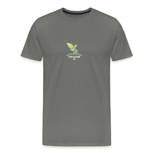UteplassenUB - Premium T-skjorte for menn