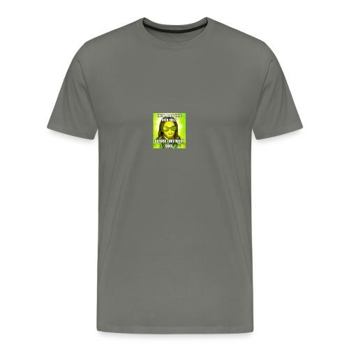 jesusmemesinterneteaste - Mannen Premium T-shirt