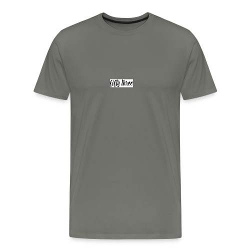 FIFTY THREE CLOTHING - Men's Premium T-Shirt