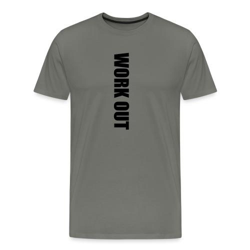 Workout - Männer Premium T-Shirt
