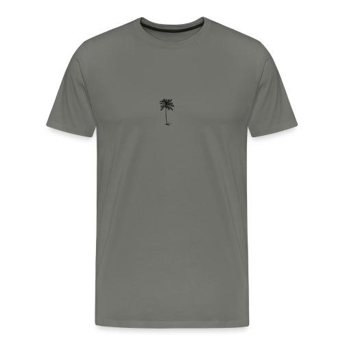 palm - Premium-T-shirt herr