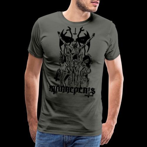 T-skjortetrykk 2019 bedre - Men's Premium T-Shirt