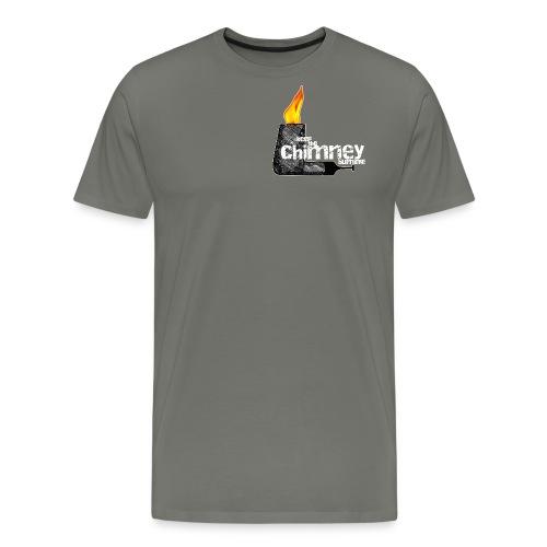 Keep the Chimney burning! - Männer Premium T-Shirt