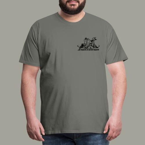 Kanarki - Kanarek - Hodowla - Koszulka męska Premium