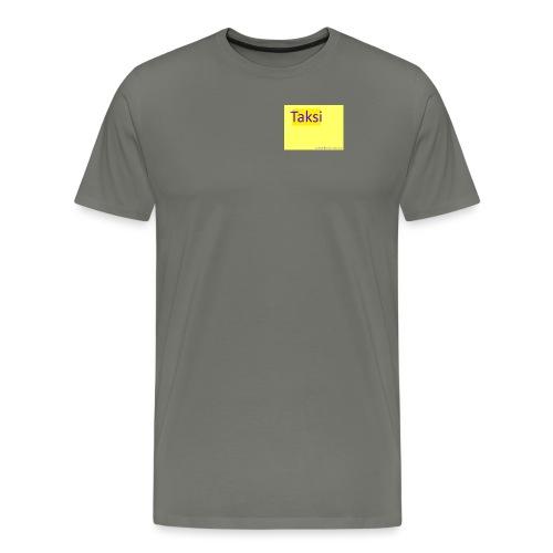 taksifoorumi - Miesten premium t-paita