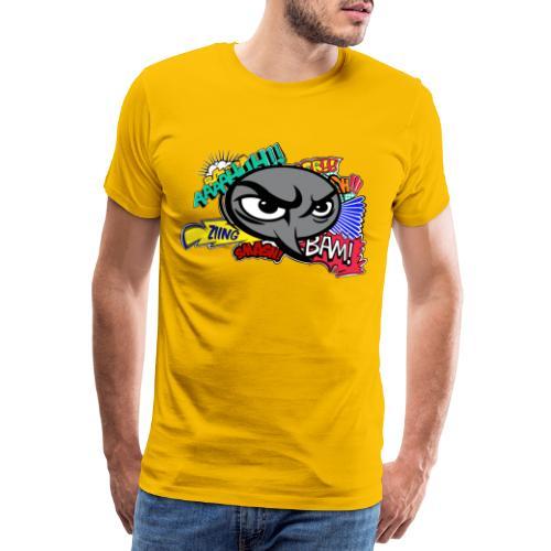 Comic's Strip - T-shirt Premium Homme