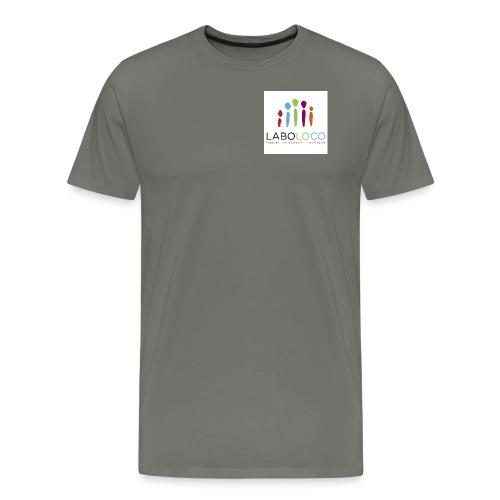 logoloco png - T-shirt Premium Homme