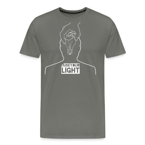 brine defekt2 png - Männer Premium T-Shirt