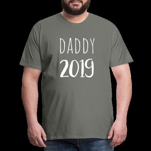 Daddy 2019 - Männer Premium T-Shirt