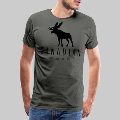 Canadian - T-shirt Premium Homme