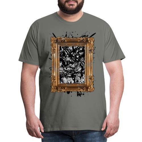 MizAl Like Pollock - T-shirt Premium Homme