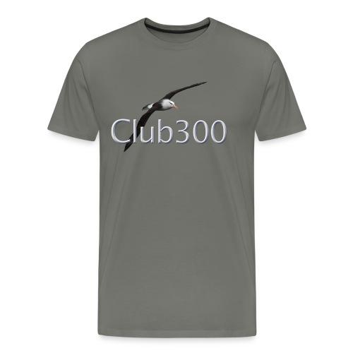 Albatros 01 - Männer Premium T-Shirt