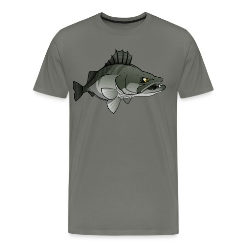 Red River: Zander - Men's Premium T-Shirt