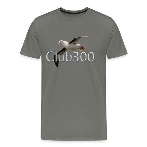 Albatros 02 - Männer Premium T-Shirt