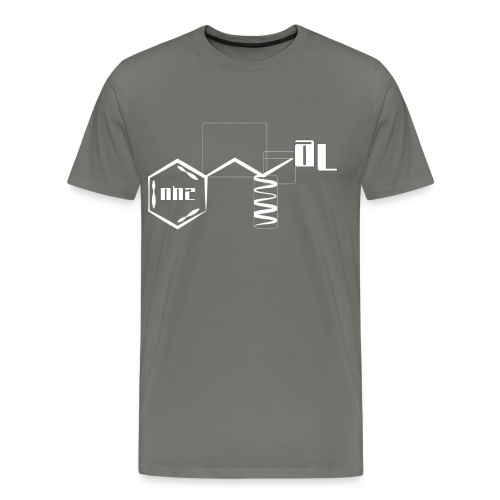 AL - Compound (white) - Men's Premium T-Shirt