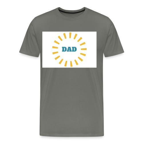 DAD (1) - Männer Premium T-Shirt