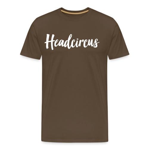 headcircus Weiß png - Männer Premium T-Shirt