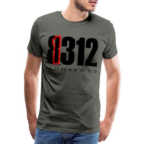 8312 - Männer Premium T-Shirt
