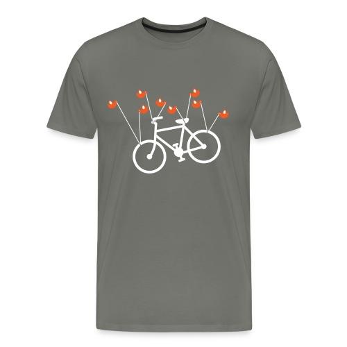 Fail bike - Mens - Coloured - Men's Premium T-Shirt