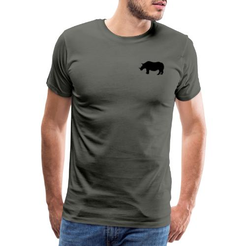 Kleines Narshorn - Männer Premium T-Shirt