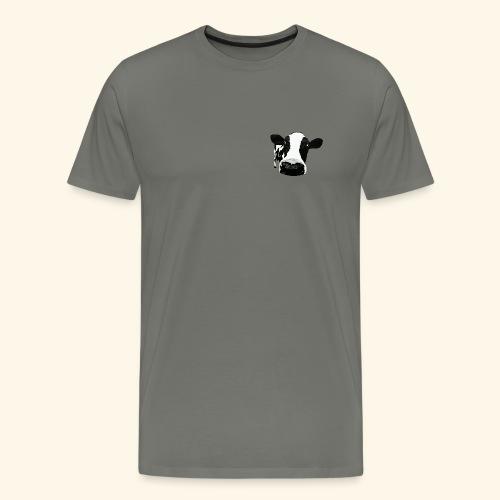 cow - Männer Premium T-Shirt