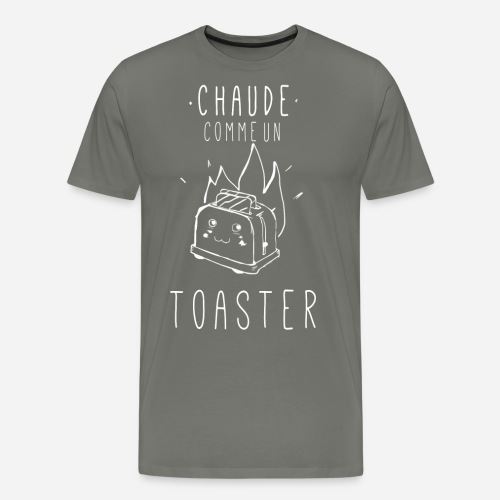 Toaster png - T-shirt Premium Homme