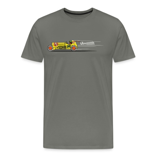 The Race - Männer Premium T-Shirt